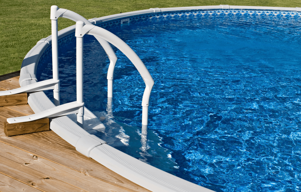 Ground Pool Ladders