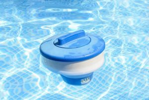 Pool Chlorine Dispenser