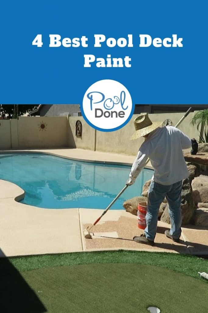 Best Pool Deck Paint