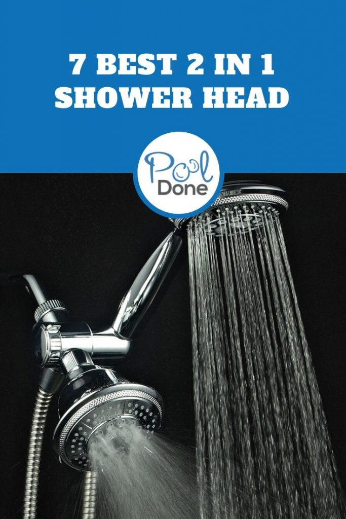 Best 2 in 1 Shower Head