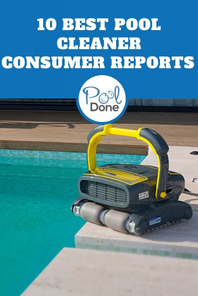 Pool Cleaner Reviews Consumer Reports