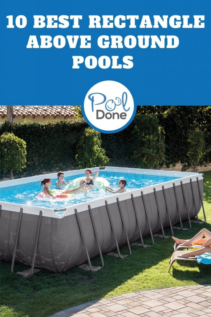 Best Rectangle Above Ground Pools