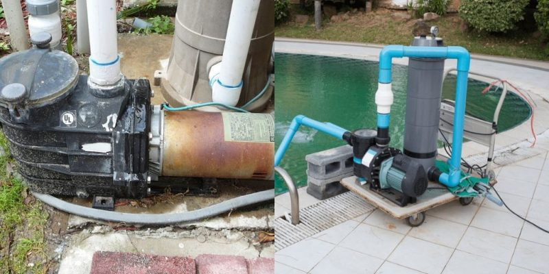 Harris Pool Pump