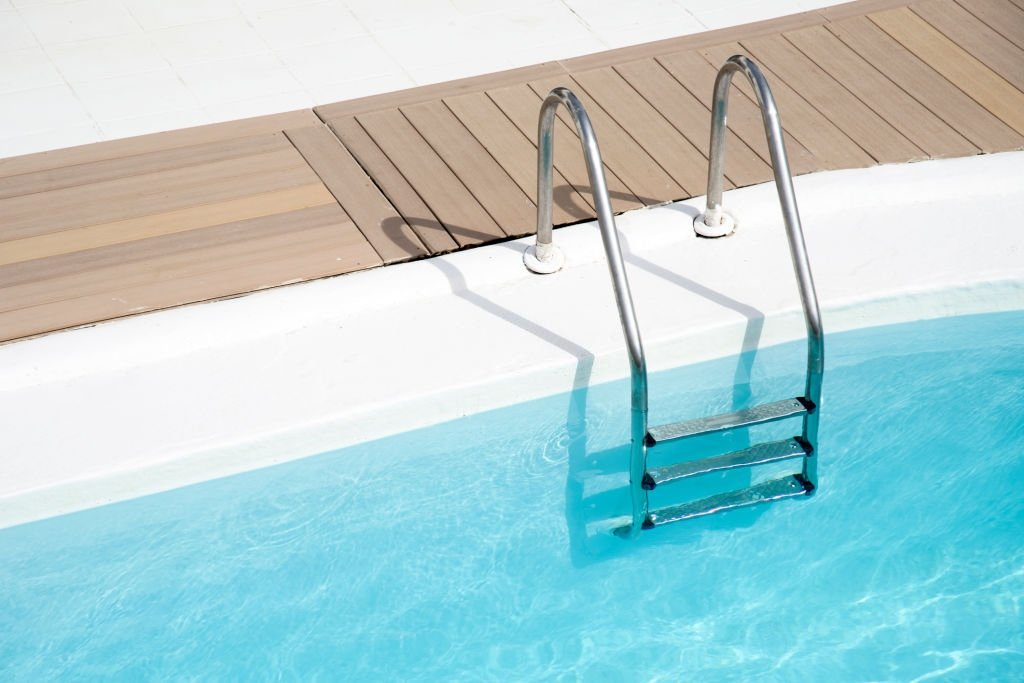 In-Ground Pool Ladders