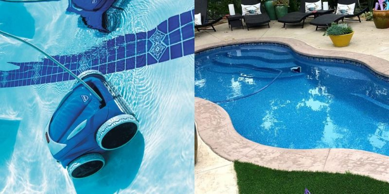 Pool Cleaner for Fiberglass Pools