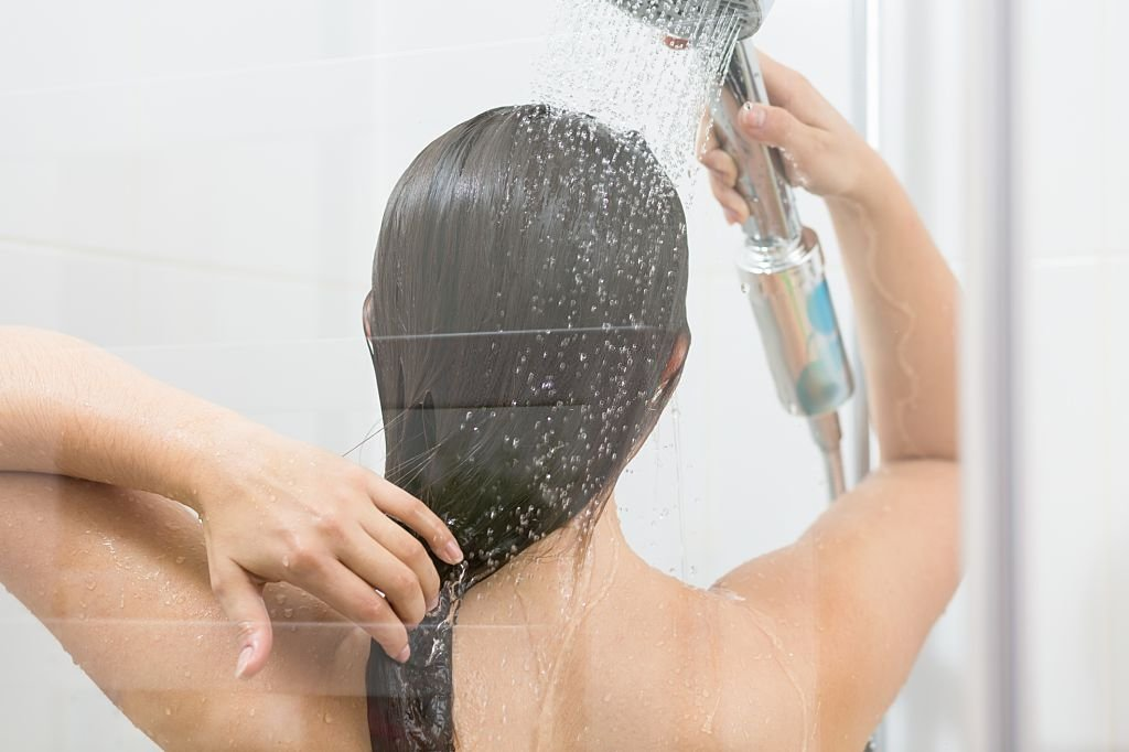 Shower Filter for Hair