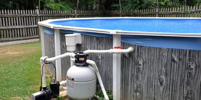 Best Above Ground Pool Filter