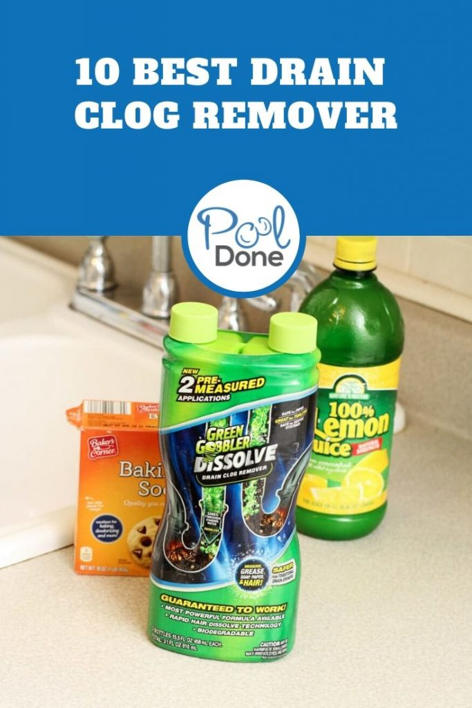 Best Drain Clog Remover