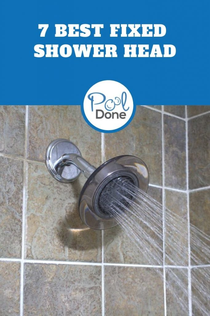 Best Fixed Shower Head