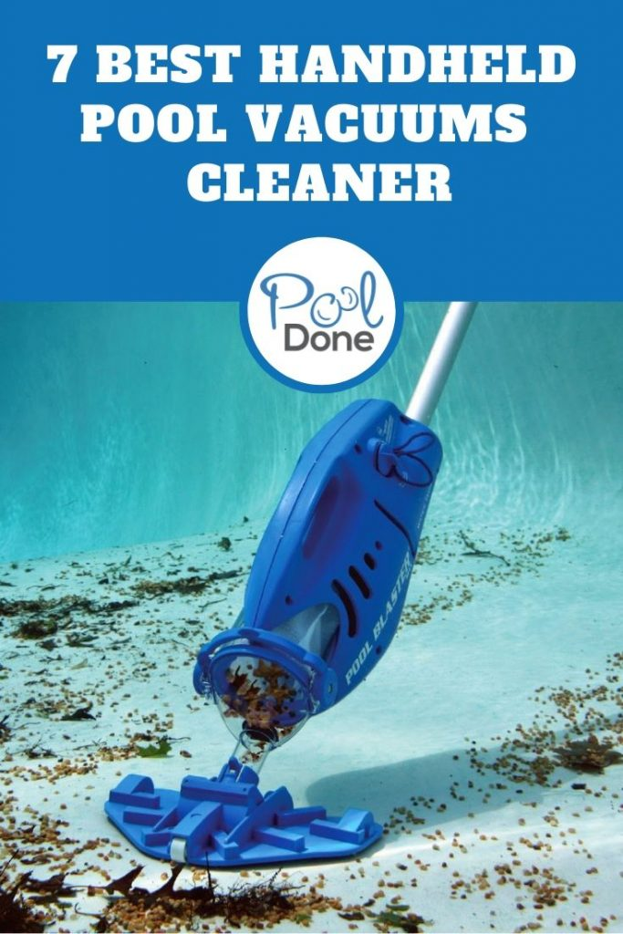 Best Handheld Pool Vacuums