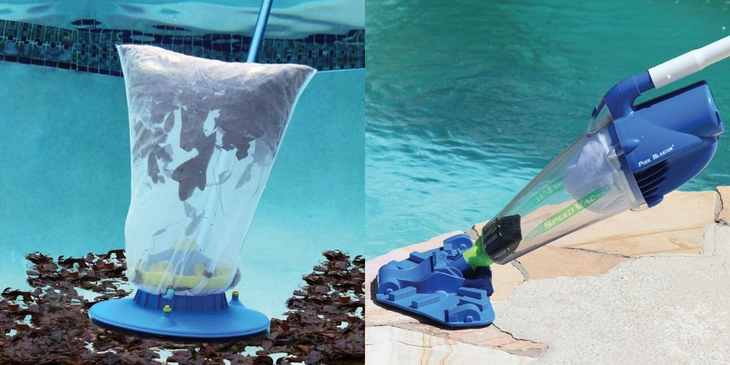 Handheld Pool Vacuums