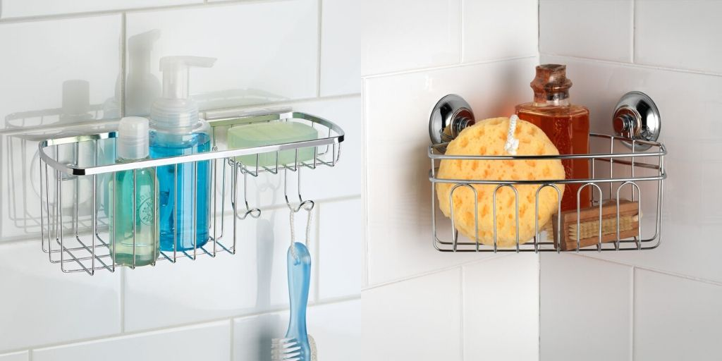 Suction Shower Caddy
