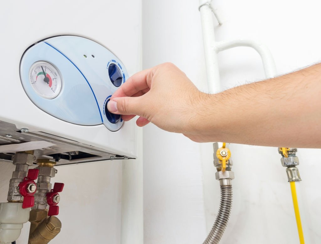 Water Heater for Hard Water