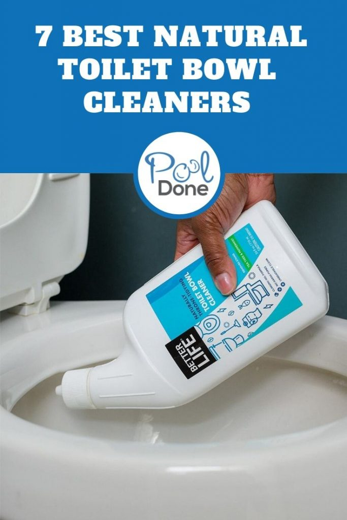 Best Natural Toilet Bowl Cleaners