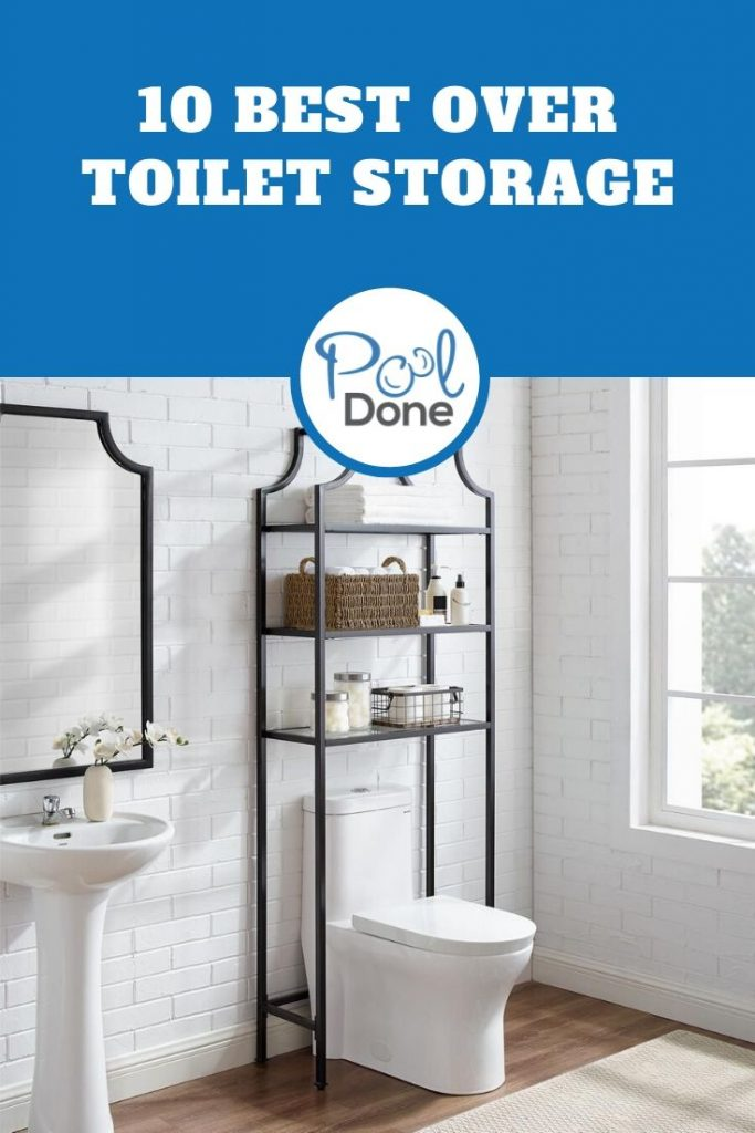 Best Over Toilet Storage