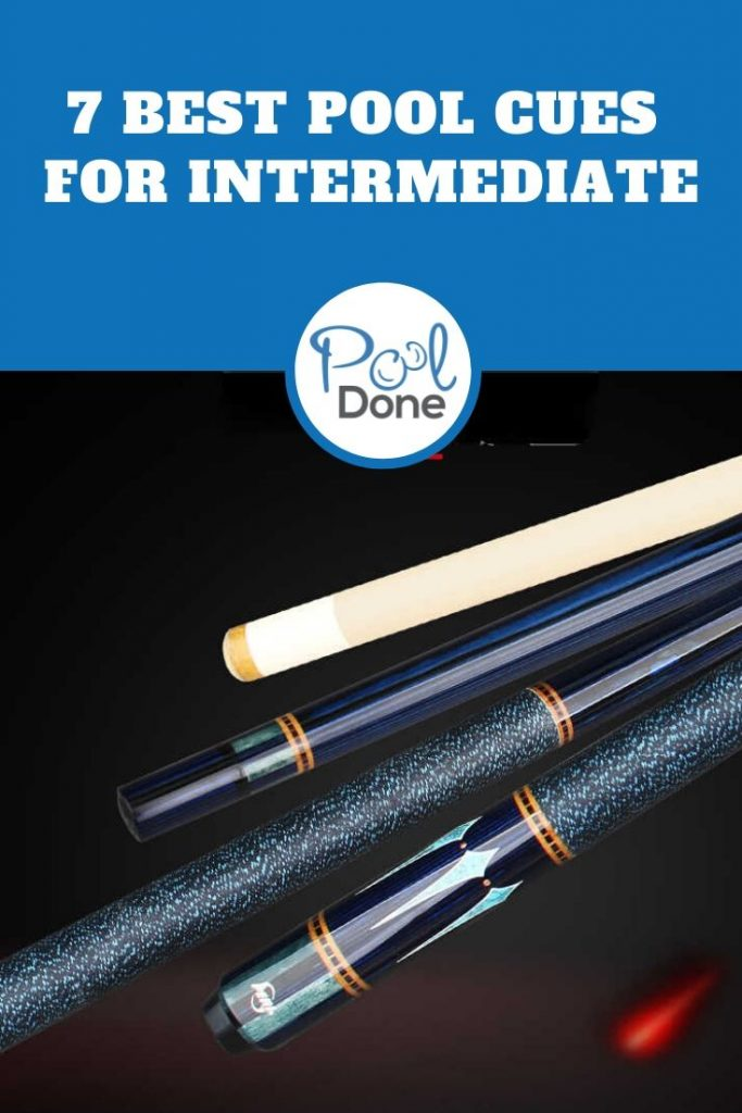 Best Pool Cues for Intermediate