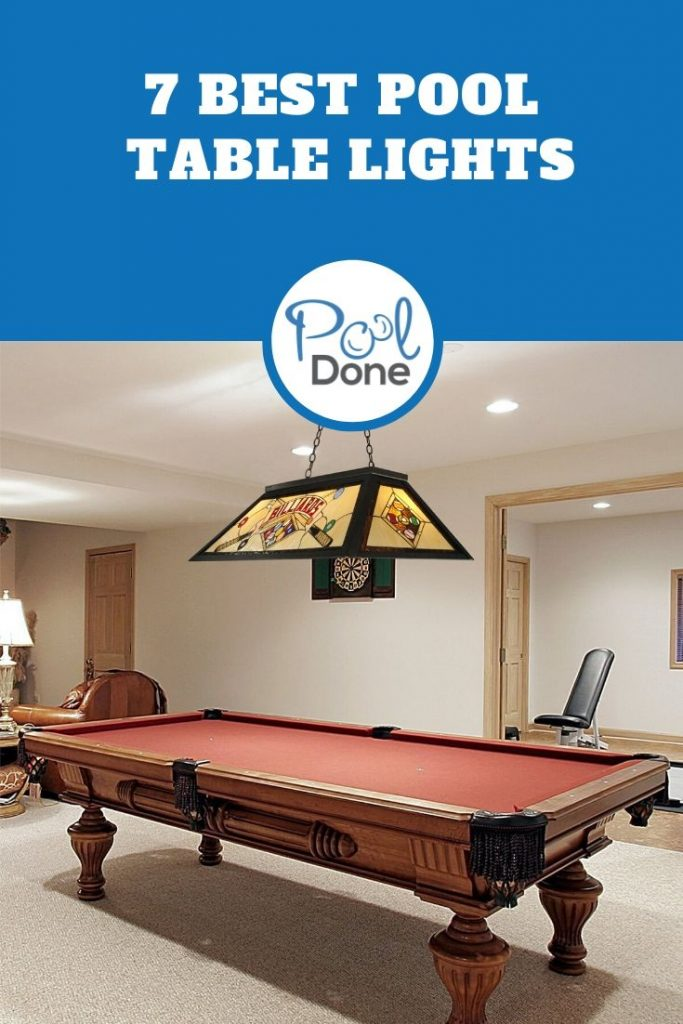 Best Pool Table Lights