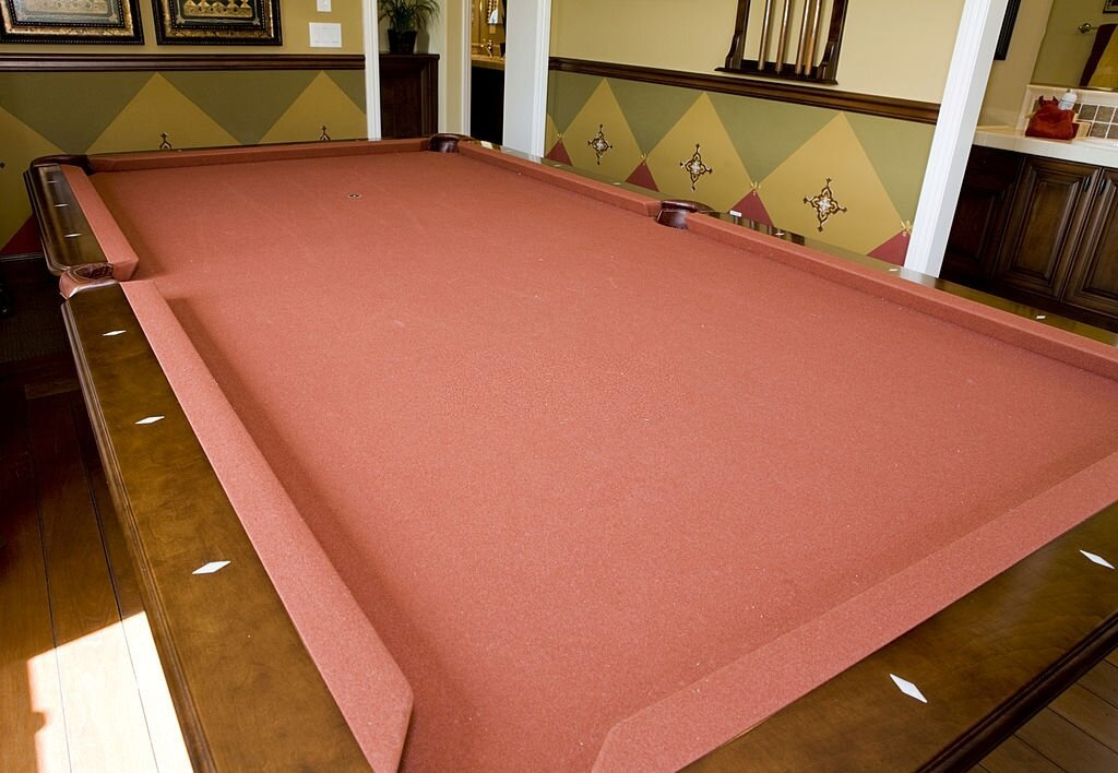 Felt For Pool Table