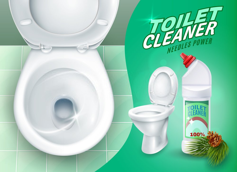 Natural Toilet Bowl Cleaners