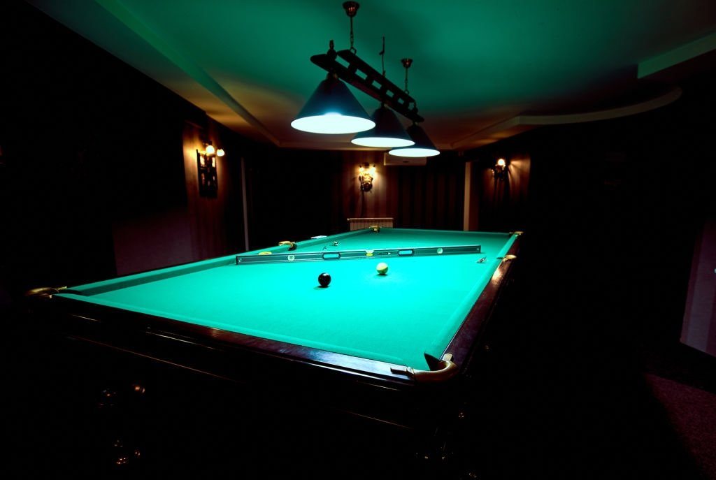 Pool Table Lights