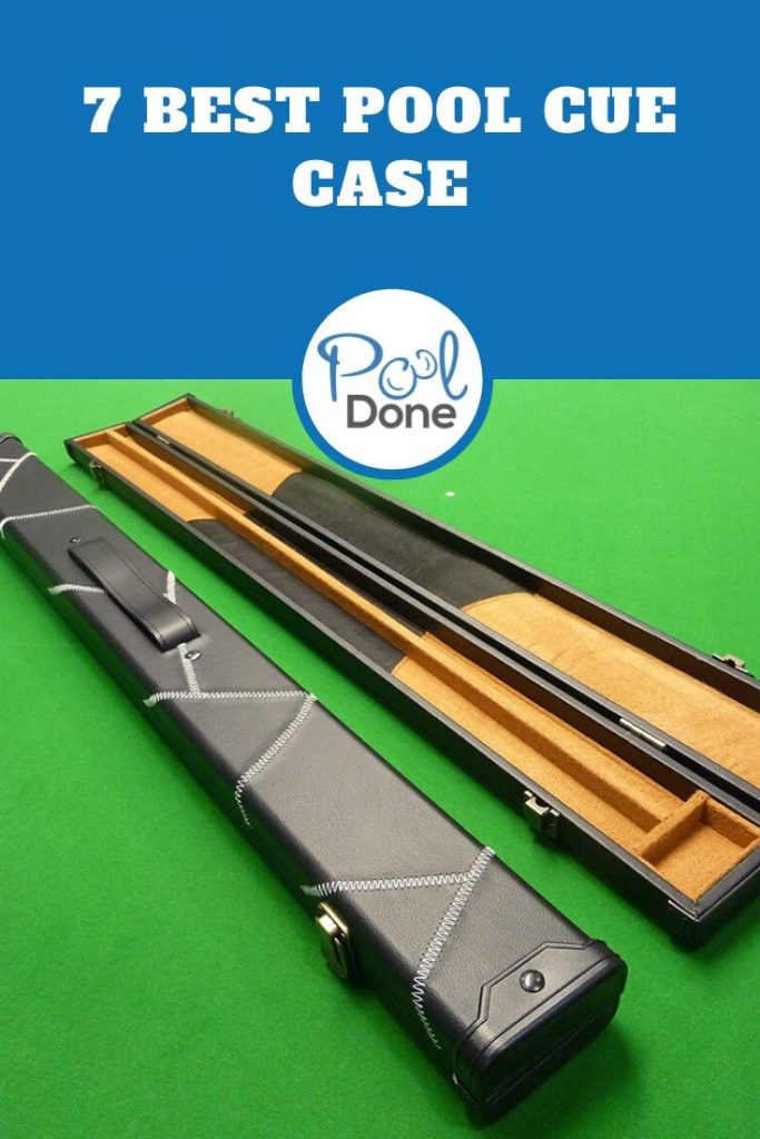 Best Pool Cue Case