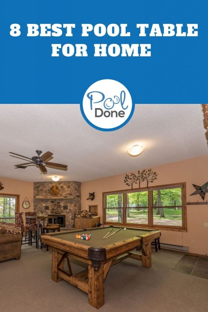 Best Pool Table For Home