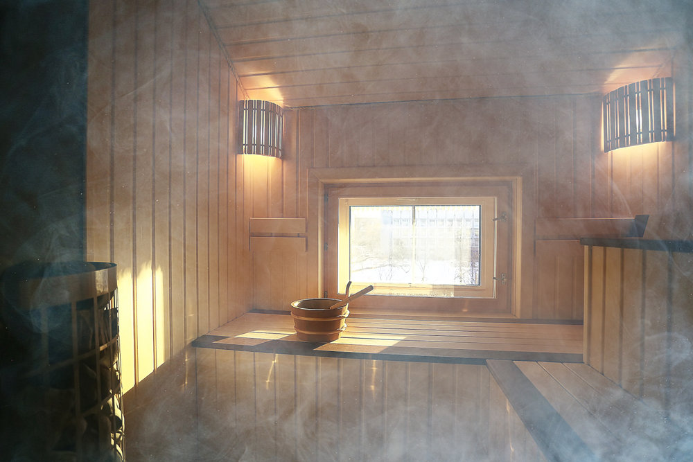 Home Steam Sauna